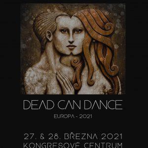 Dead Can Dance se po vyprodaném koncertu vrátí do Prahy