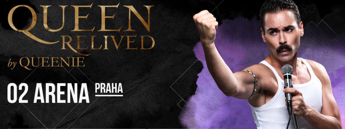 Mega show Queen Relived by Queenie se v září ani prosinci neodehraje!