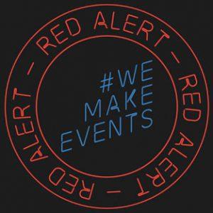#WeMakeEvents rozsvítí červeně kulturní instituce a prostory po celém světě