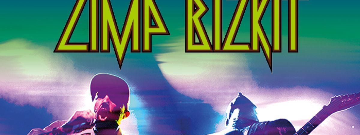LIMP BIZKIT – nový termín pražského koncertu je 14/8/2021