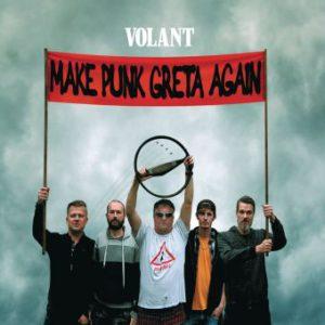 Nové CD a LP kapely Volant je tu