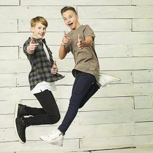 Ben & Mateo nazpívali hit Pavla Horňáka