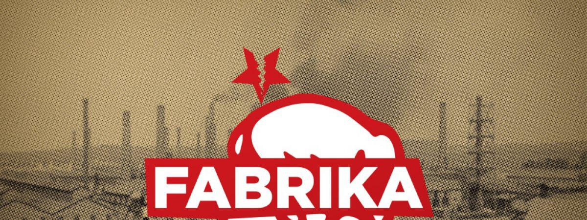 Vychází první deska kladenské punkové kapely Fabrika