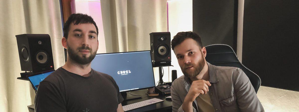 Cruel Company debutuje svým žhavým videoklipem k singlu Láva