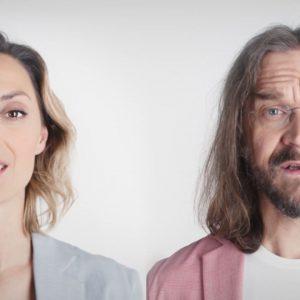 BARBORA POLÁKOVÁ a DAN BÁRTA  nazpívali ukolébavku Domů pro děti z kojeneckých ústavů