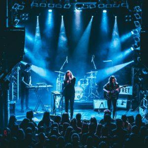 teepee představují nový remix a ohlížejí se za svým největším evropským turné