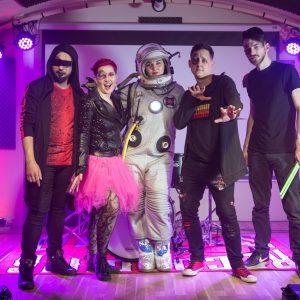 IDIO&IDIO představuje singl a videoklip MUZIKONAUT