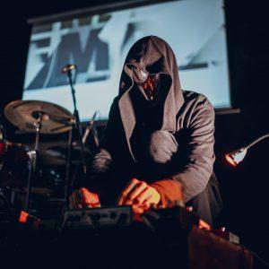 Multimediální umělec a hudebník JAF 34 vydává album Empty