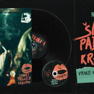 Nové CD a LP kapely Nežfaleš a retro atmosféra v tom dobrém slova smyslu je tu!