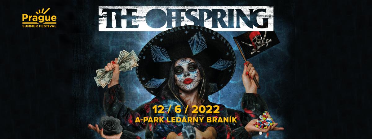 Prague Summer Festival potvrzuje The Offspring na červen 2022