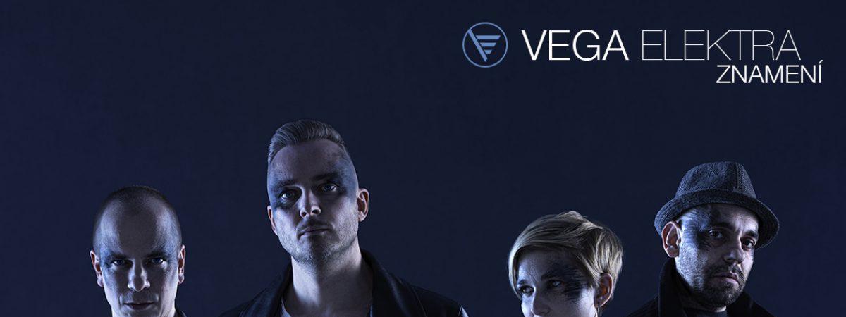Hudební skupina Vega Elektra vydává své debutové album Znamení