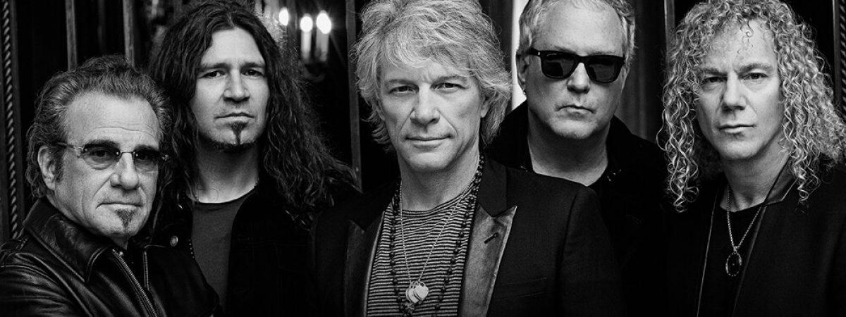 Koncerty v kině se vrací. Sérii kinopřenosů zahájí Bon Jovi