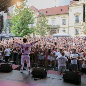 Jiní přesouvají, Maraton hudby Brno zůstává