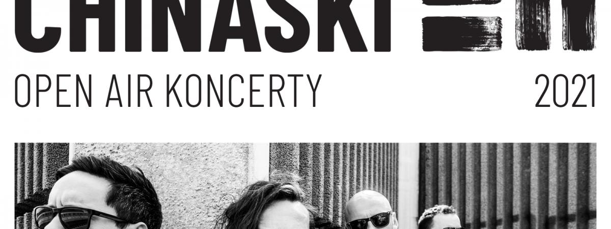 Chinaski vyrazí na třikrát odložené turné k poslednímu albu 11.