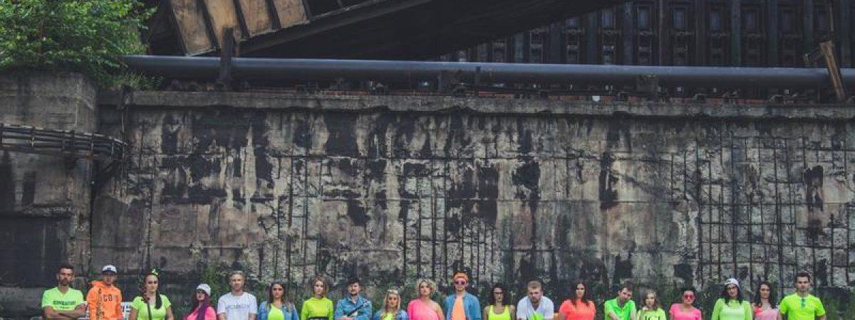 Kapela GOOD WORK natáčela nový klip ve Vídni