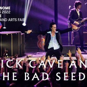 Další velká hvězda Metronome Prague 2022: Nick Cave and The Bad Seeds