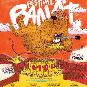 Kompletní program na festival Banát 2021 je tady!