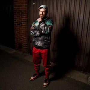 Rapper Kato představil novou desku Made in Strašnice ve Večerní Show na rádiu Expres