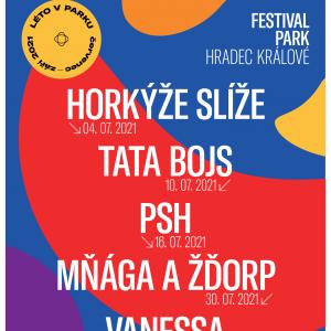 Královéhradecký Festival park zve na Léto v parku