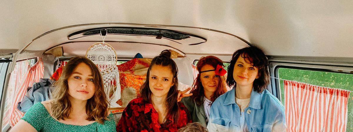 Dívčí skupina Vesna natočila klip o svobodě