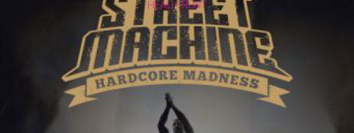 Nové CD a LP kapely Street Machine – Živák, Hardcore Madness může začít!