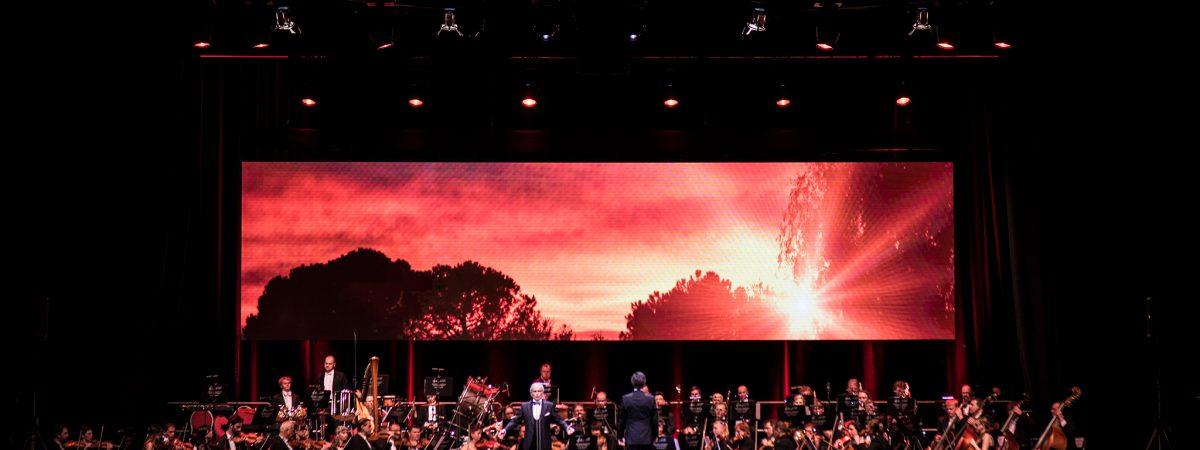 Bohemian Symphony Orchestra Prague představí na letní scéně Lucerna Music Baru to nejlepší z hudby Hollywoodu