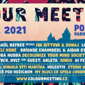 Festival Colour Meeting zve do Poličky na hudbu i divadlo z celého světa