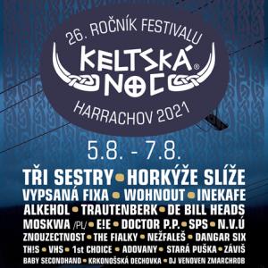 KELTSKÁ NOC 5. – 7. 8. 2021