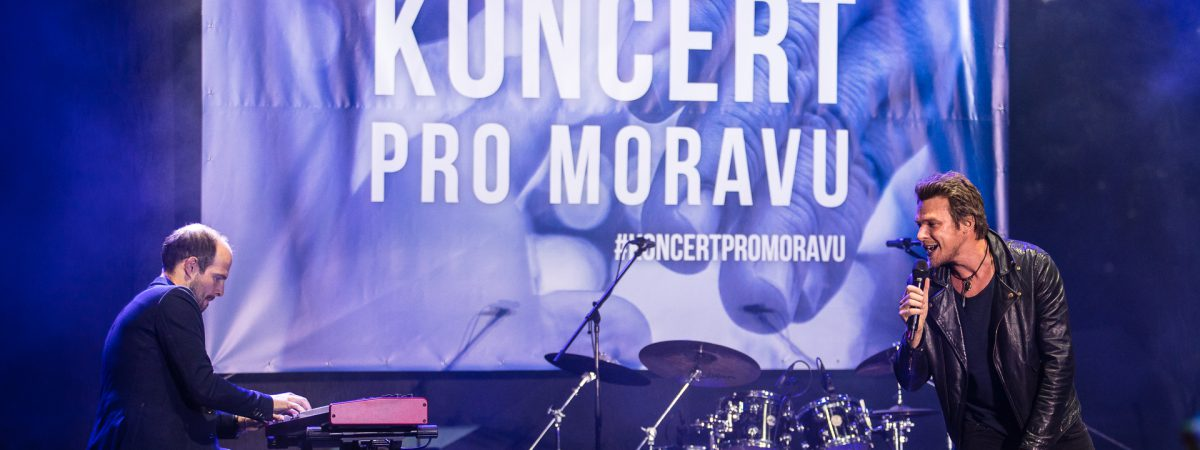 Benefiční Koncert pro Moravu vynesl téměř 12 milionů korun