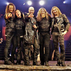 Mezinárodní heavy-metalová senzace, kapela BEAST IN BLACK, zahraje v prosinci 2021 ve ZLÍNĚ!